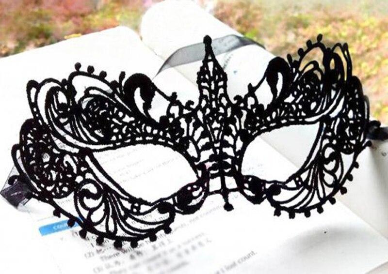 SchöN Frauen Masque Sexy Dame Spitze Maske Ausschnitt Auge Maske Für Maskerade Partei Maske Karneval Hohl Phantasie Kleid Kostüm Cosplay Maske Waren Jeder Beschreibung Sind VerfüGbar Festliche & Party Supplies Partei Masken