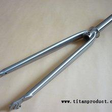 Титановая вилка для велосипеда 700C