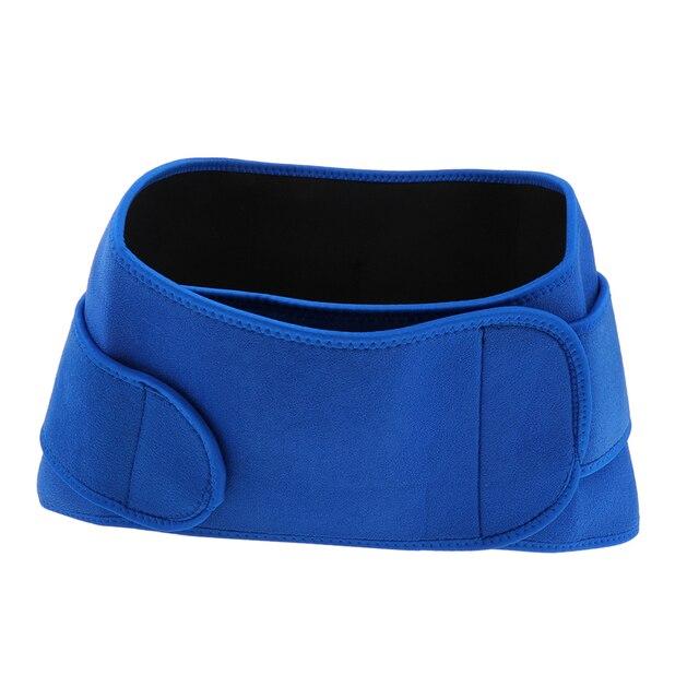 Adjustable Waist Support Brace Trimmer Belt Protector Abdomen Tummy Shaper Trainer Band Wrapper for Gym Sports 5