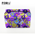 FORUDESIGNS 2016 New Arrival Large Capacity Trave Cosmetic Bags Fashion Toiletry Bag Special Popular Makeup Case Pouch