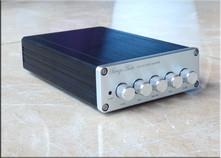 New Listing DP1 2.1 Channel High Power HIFI Digital Amplifier TPA3116D2 MINI Stereo Power Amp