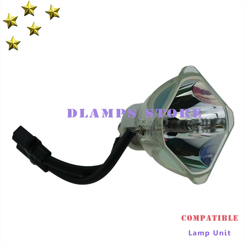 Replacment Projector Bare Lamp VLT-XL4LP Compatible For MITSUBISH SL4 SL4SU  SL4U XL4  XL4U  XL8U With 180 Days Warranty