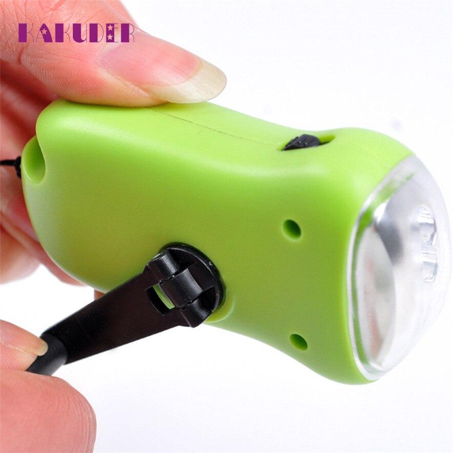 Lanternas e Lanternas l70608 Bateria : Geração de Eletricidade Manual