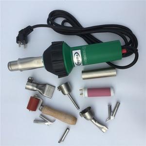Image 2 - En çok satan saç kurutma makinesi sıcak hava tabancası 1600W /220V/110V sıcak hava KAYNAK MAKINESİ plastik sıcak hava kaynak tabancası üreticisi