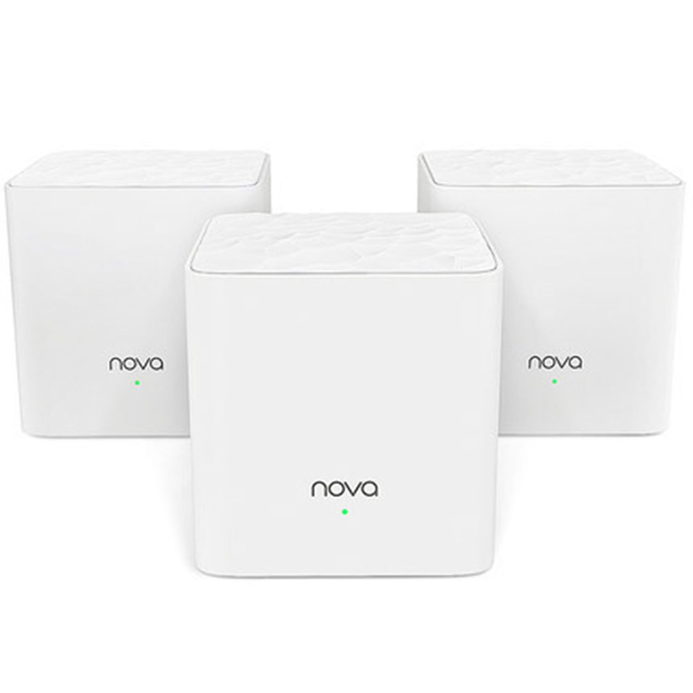 Tengda Child Mother Through The Wall Distributed Router Gigabit Wireless High-Speed Relay Bridge Connected To Wifi Signal