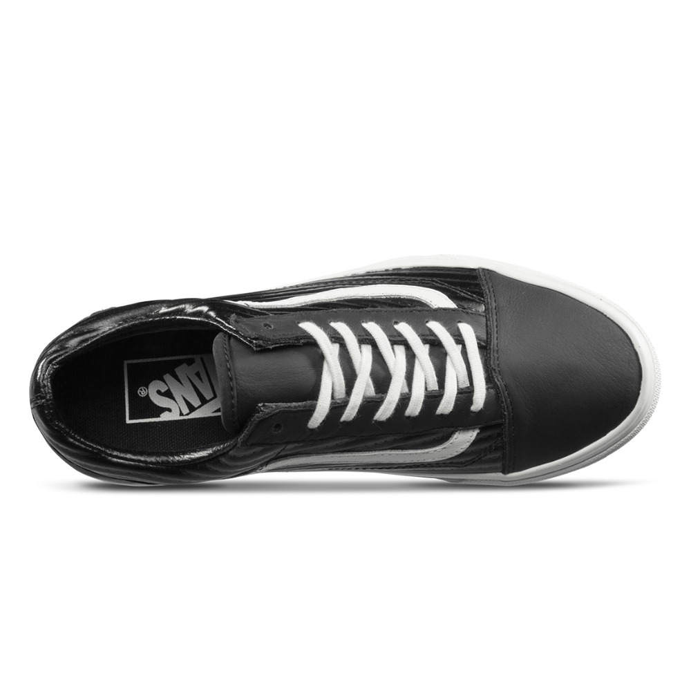 8b3744a23d Original Vans New Arrival Black Color Men s and Women s Unisex Old Skool  Low Top Skateboarding Shoes Sport Shoes Sneakers-in Skateboarding from  Sports ...