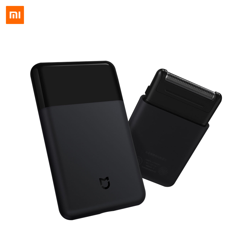 Xiaomi mi jia rasoir Portable électrique rasoirs USB Rechargeable 60HRC japon acier hommes voyage pour xiaomi mi smart home