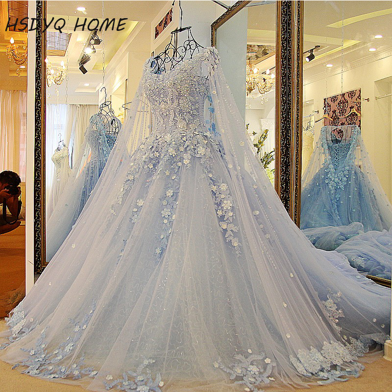 US $150.4 20% OFF|2017 spring and summer Wedding dresses fashion lace  flower bag the bride plus size maternity Sweep train wedding dress-in  Wedding ...
