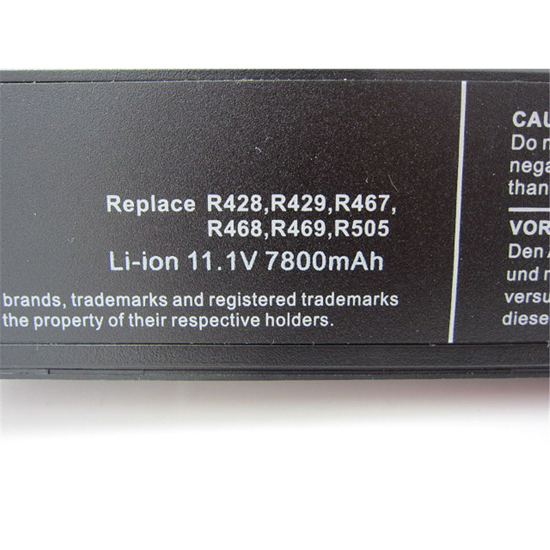 HSW 7800mah Laptop Battery for Samsung 355V5X AA PB9NC6B R580 R522 AA PB9NC6W AA PB9NS6B AA PL9NC6B Q320 R428 NP355V4C bateria in Laptop Batteries from Computer Office