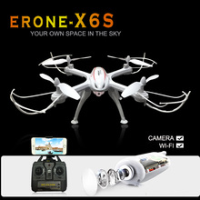 RC LEADING toys Drone-X6S wifi 2.4 G 6axis headfree aircraft Remote aerial drones the mini remote control aircraft