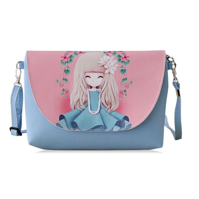 8e6e031ef313 Cute Kids Children Girls Mini Bowknot Crossbody Bags Soft Fur Handbags Bag  Purse