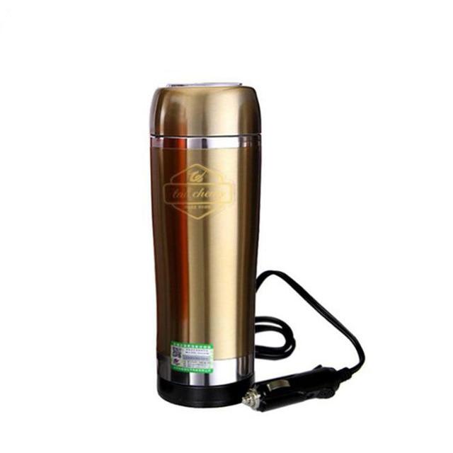 Ongekend ZTF Auto Waterkoker Kokend 12 Volt Sigarettenaansteker Verwarming HN-12