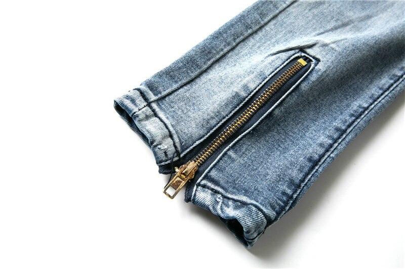 Длина: Полная Длина; уличная; Жан мужчины; осень джинсы;