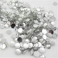 5000 pcs 3mm crystal 14 Facets Resin Round Rhinestone Sparkling Rhinestones Nail Art Decoration DIY N01
