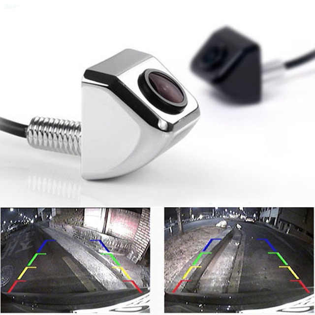 hot sale new Car Rear View CCD 170 HD Color Astern Waterproof Camera Backup Parking  very nice