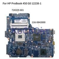 KoCoQin Dizüstü HP için anakart ProBook 440 G0 450 G0 Anakart 12238-1 721521-001 721521-601 724329- 601 SLJ8E 216-0842000