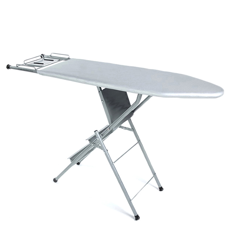 EASYG 14050CM Universal Silver Coated Ironing Board Cover /& 4mm pad Thick Reflect