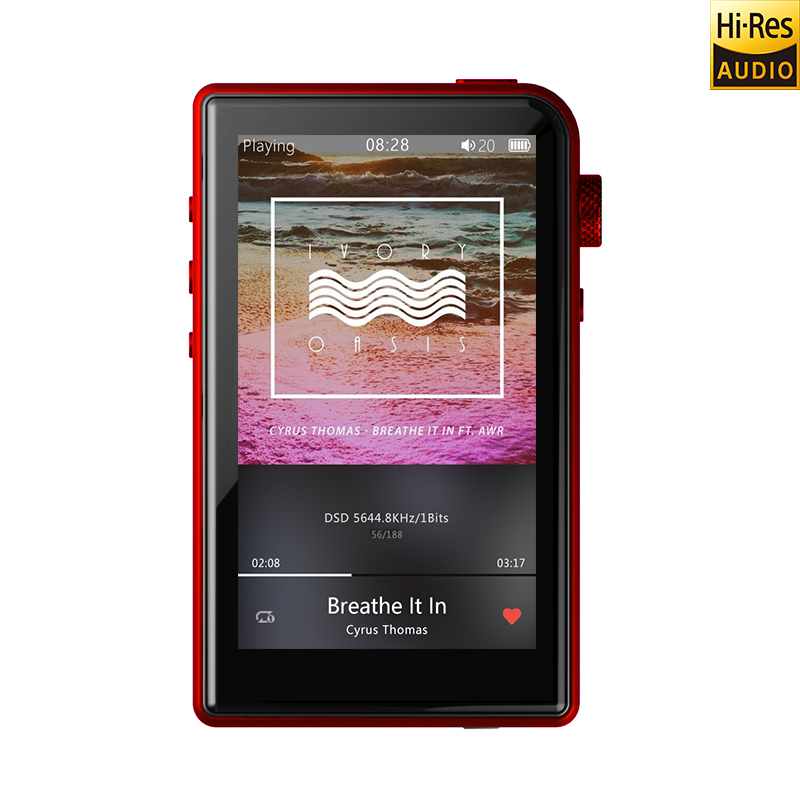 On Stock Shanling M2s Bluetooth AptX 4 0 Mini DAP Portable Lossless Music Player MP3 DSD256
