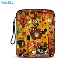 купить 9.7 10.1 inch Universal tablet bag protective Case notebook sleeve Cover smart laptop pouch For Apple ipad air pro 2 IP-3039 дешево