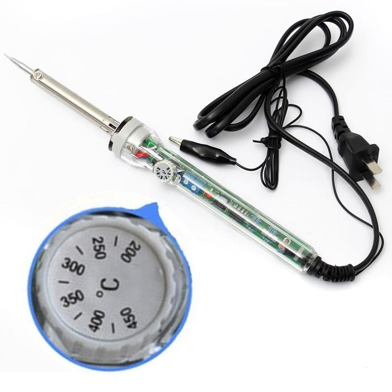 220V 60W Реттелетін температура Тұрақты электрлік үтіктеу дәнекерлеу пленкасы жоғары сапалы пленка