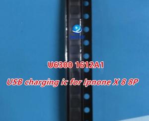 Image 1 - 25pcs/lot CBTL1612A1 U6300  U2 usb charger charging  ic 56pins for iphone 8 8plus X