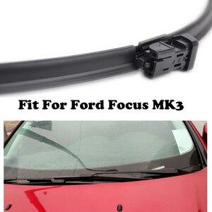 "Image 4 - Ericks Wiper RHD & LHD Front Wiper Blades For Ford Focus 3 Hatchback 2011   2017 Windshield Windscreen Front Window 28""+28"""