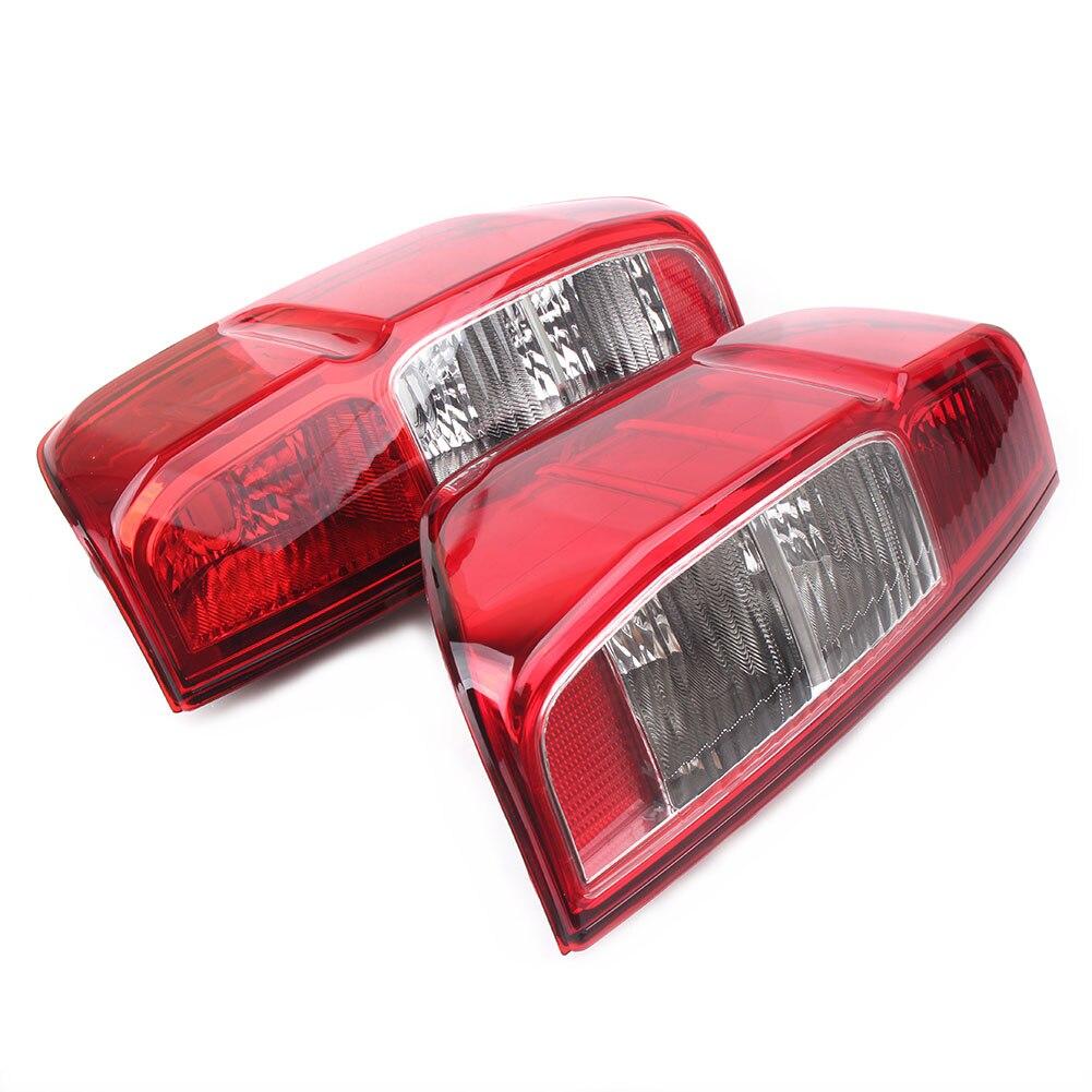 2 pièces Arrière Feux Arrière Lampe Pour Nissan Navara D40 Ramassage Frontière 2005 2006 07 08 09 10 11 12 2013 2014 Auto Accessoires De Voiture