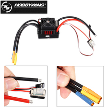 1pcs Hobbywing Quicrun 8BL150 Brushless Waterproof Sensorless 150A ESC Rock Crawler ESC For 1/8 Rc Car free shipping hobbywing 3 in 1 professional program box for platinum series esc