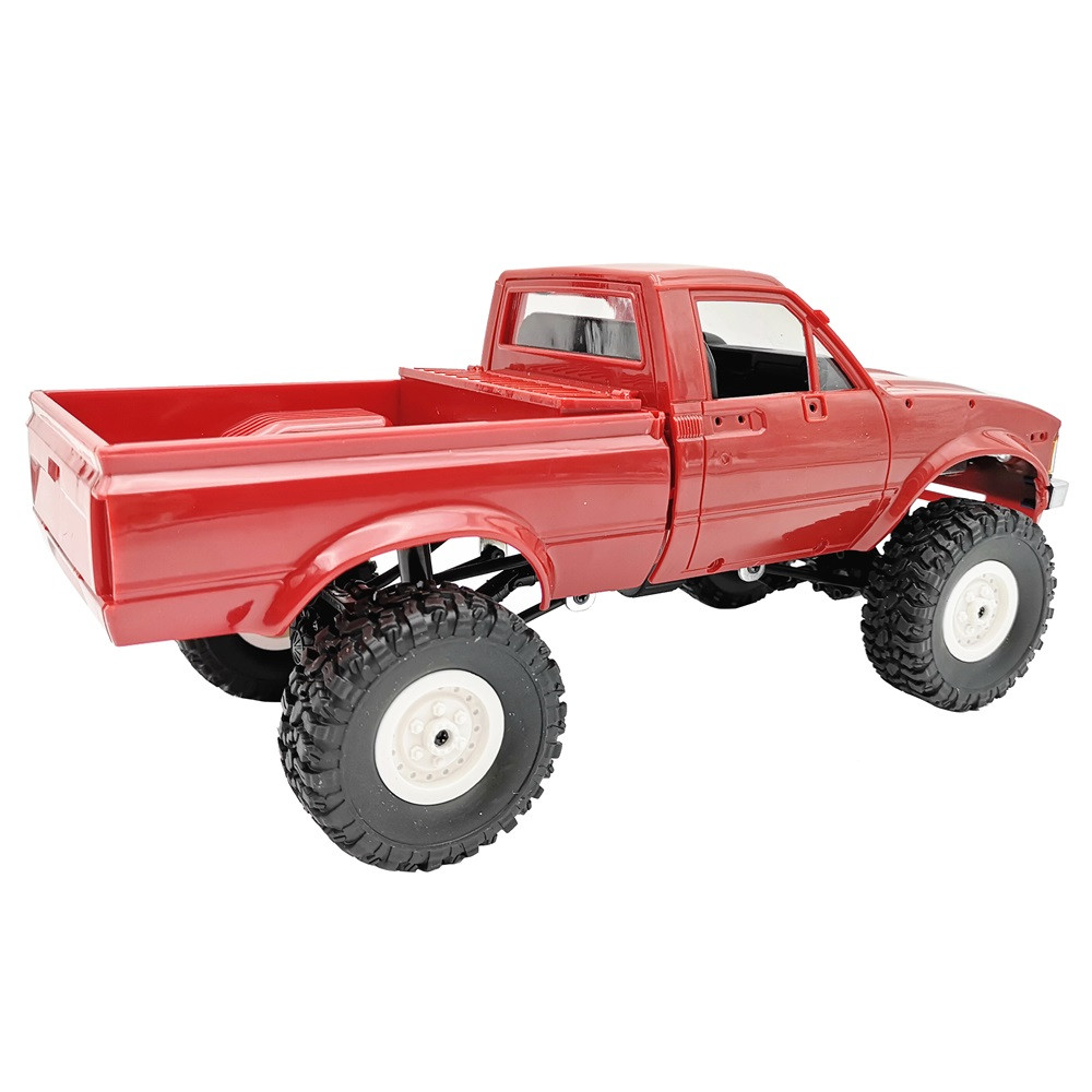 WPL C24 RC Car 4x4 1 16 4WD 2 4G Pickup Truck RC Rock Buggy RC
