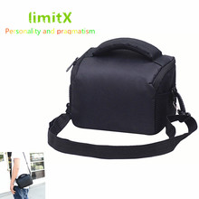 limitX Camera Case Shoulder Bag for Polaroid iX5038 Camera / M1 with 12 40mm 42.5mm Lens Mirrorless Digital Camera