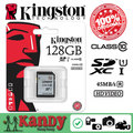 Kingston tarjeta de memoria sd tarjeta uhs-i sdhc xc 16 gb 32 gb 64 gb 128 gb clase 10 tarjeta cartao de memoria sd carta recordatoria appareil foto