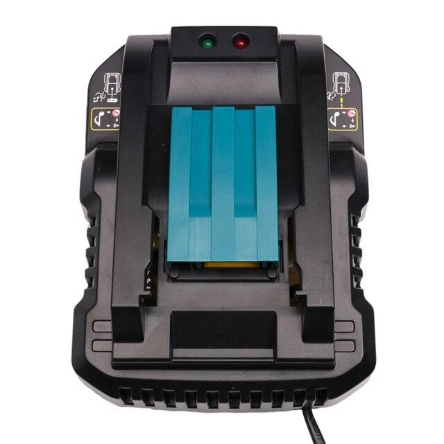 Dc18Rc 14,4 V 18V Li Ion Batterie Ladegerät 4A Ladestrom Für Makita Bl1830 Bl1430 Dc18Rc Dc18Ra Werkzeug Akku eu Stecker