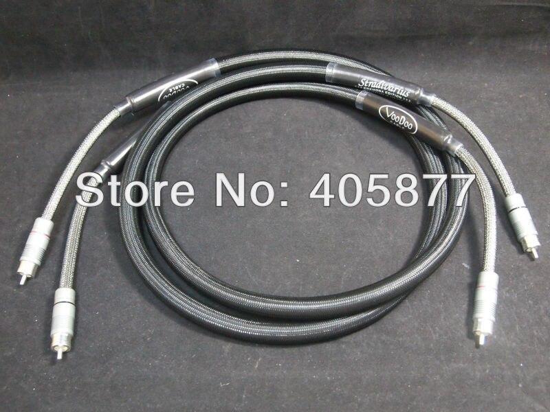 Pair viborg audio Cable's Stradivarius Cremona Edition RCA audio cable 1.0m / Tube Amp : 91lifestyle