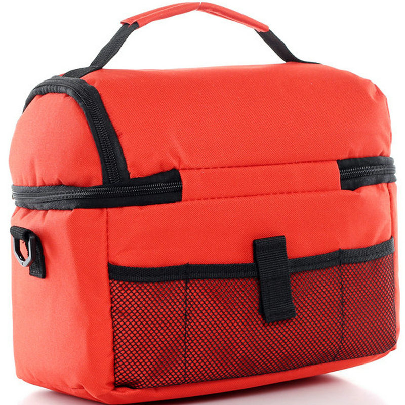 lunch  bags red (2)