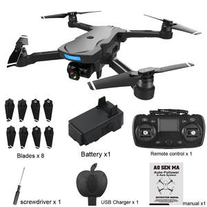 Newest CG033 Brushless 2.4G FPV Wifi HD 1080P Camera GPS Altitude Hold Quadcopter Drone Drop shipping
