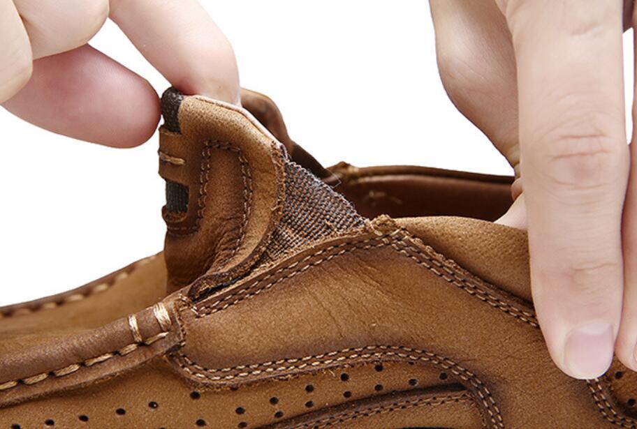 brown Baixo deslizamento Ajudar Manual Alta Flats Ao Homens Não Calçados Sapatos Green Jardim De Caminhada Dos Esportivos Ar Livre Qualidade Para Cabeça Army Confortáveis Hikinshoes wrwCpIS4Rq