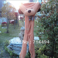 Wholesale 300cm Huge Size Teddy Bear Skin Plush Toy High Quality Low Price Holiday Gifts Large