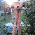 Venta al por mayor 300 cm tamaño enorme oso de peluche de la piel de juguete de la alta calidad bajo precio los regalos de navidad grande envío gratis del juguete