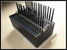 32 Ports Wavecom Q24 plus GSM Gprs Modem Pool USB Interfae Quad Band 900 1800 850