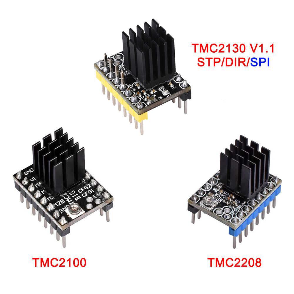 BIGTREETECH TMC2130 V1 1 SPI TMC2208 TMC2100 Stepper Motor
