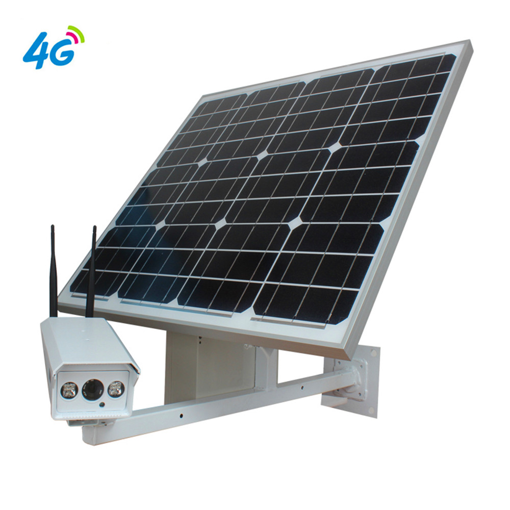 1080P 3G 4G Sim Card Solar Power Battery 30W Wireless IP Camera GSM Outdoor Bullet CCTV Security WIFI Camera Video Surveillance