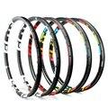 Di alta Qualità Ruota 29er MTB del Carbonio Rim 24H 28H 32H 36H Per XC AM DH Enduro mountain bike 29 Ruota 3k 6k 12k Ud Opaco Lucido
