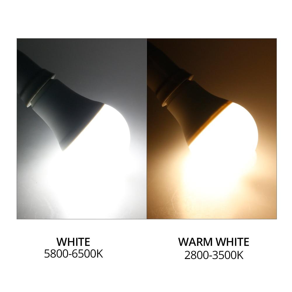 Anti Theft Motion Sensor LED Bulb Lamp for Home Lighting 2