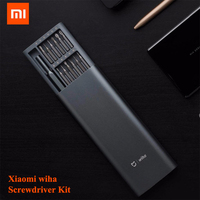 Screwdrive Kit 24 Original Xiaomi Mijia Wiha Daily Use Precision Magnetic Bits Screw Driver Set AL