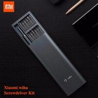 Screwdrive Kit 24 Original Xiaomi Mijia Wiha Daily Use Precision Magnetic Bits Screw Driver Set AL