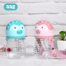 AAG 240ML Baby Water Feeding Bottle Infant Newborn Nursing Milk bottle baby Drinking bottles Drinker accessories *