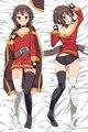 Наволочки KonoSuba Megumin на заказ  декоративные наволочки для тела  наволочки для Аниме dakimakura  спальная подушка