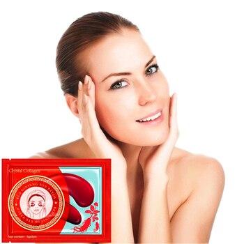 Deep Moisturizing Eye Mask Collagen Ginseng Patches Eye Cream Anti-puffiness Remove Dark Circles Anti-wrinkle Eyes Skin Care Creams