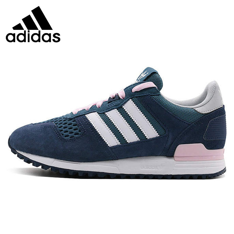 ADIDAS Original 2016 New Arrival ZX 700 Womens Running Shoes Breathable Comfortable Outdoor Sneakers For Women#S78940 adidas women s shoes running shoes training shoes sneakers free shipping