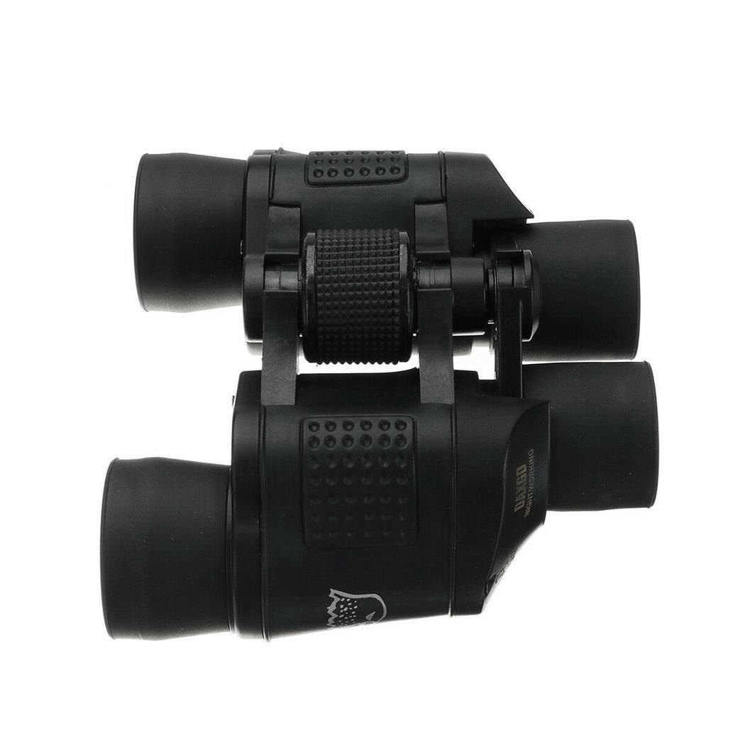 Night Vision 60x60 3000M High Definition Telescope Outdoor 17mm 8.2 degree Hunting 5.0m Binoculars 25.00 Yes(China)